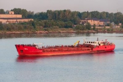 "Dock repair of m/v ""Tovra"" completed"